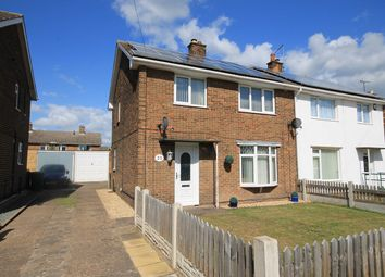Thumbnail 3 bed semi-detached house for sale in Coppice Road, Forest Town, Mansfield