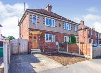 Thumbnail 2 bed semi-detached house for sale in Steventon Road, Wellington, Telford