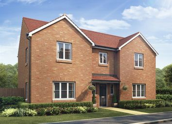 "Thumbnail 4 bed detached house for sale in ""The Bond"" at Hatfield Road, St Albans"