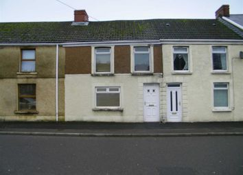 Thumbnail 3 bedroom terraced house for sale in Glanmor Terrace, Penclawdd, Swansea