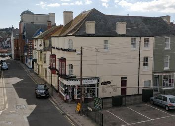 Thumbnail 2 bedroom flat for sale in East Street, Weymouth