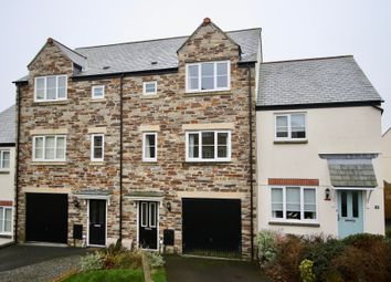 Thumbnail 4 bed town house to rent in Hilda Row, St Austell