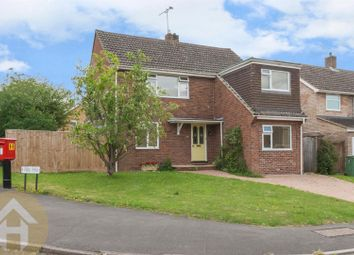 Thumbnail 4 bed detached house for sale in Noredown Way, Royal Wootton Bassett