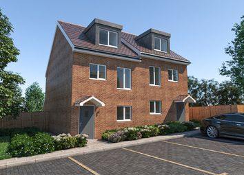 Thumbnail 3 bed terraced house for sale in Bridge Wardens Place, Rochester, Kent