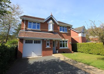 Thumbnail 4 bed detached house for sale in Chatsworth Close, Rhos On Sea, Colwyn Bay