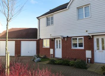 Thumbnail 2 bed property to rent in Herdwick Close, Kingsnorth, Ashford