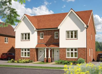 "Thumbnail 3 bed detached house for sale in ""The Cypress"" at Potter Crescent, Wokingham"