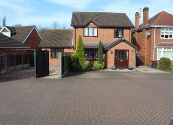 Thumbnail 4 bed detached house for sale in Moor Road, Bestwood Village, Nottingham