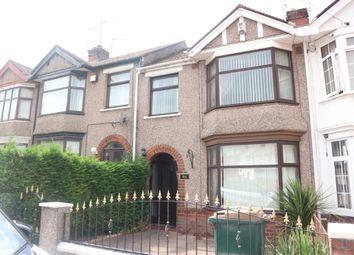 Thumbnail 3 bedroom terraced house for sale in 63 Wyken Grange Road, Wyken, Coventry