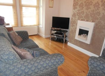 Thumbnail 3 bed flat to rent in Suffolk Place, Porthcawl