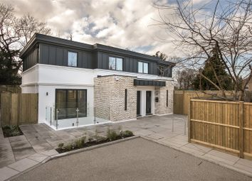 Thumbnail 4 bed semi-detached house to rent in Treebank Gardens, Hanwell, Ealing