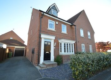 Thumbnail 3 bed semi-detached house for sale in Bedale Road, Castleford