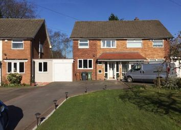 Thumbnail 3 bed semi-detached house for sale in Grosvenor Avenue, Sutton Coldfield, West Midlands