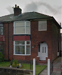 Thumbnail 3 bed semi-detached house to rent in Shakespeare Road, Droylsden
