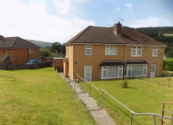 Thumbnail 3 bed semi-detached house for sale in Cefn Coed Road, Cwmavon, Port Talbot, Neath Port Talbot.