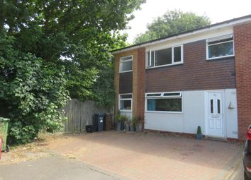 Thumbnail 4 bed end terrace house for sale in Wakelin Road, Shirley, Solihull