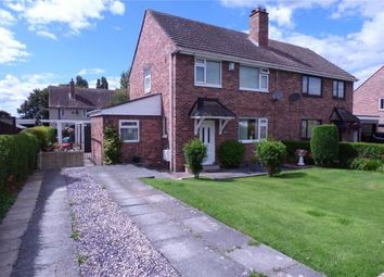 Thumbnail 3 bed semi-detached house for sale in Woodside North, Carlisle, Cumbria