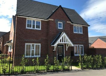 Thumbnail 3 bed property for sale in 9, Jolly Crescent, Freckleton, Lancashire PR42Ez