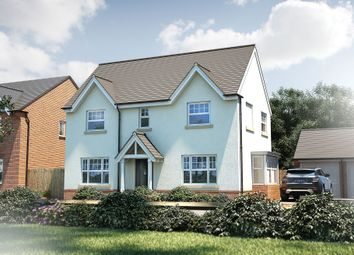 "Thumbnail 4 bedroom detached house for sale in ""The Arlington"" at Primrose Drive, Thornbury, Bristol"