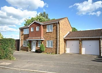 Thumbnail 4 bed detached house for sale in Strawberry Hill, Northampton