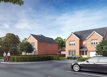 Thumbnail 4 bed detached house for sale in The Ilkley, Plot 1, Bowling Green Gardens, Station Road, Kirton In Lindsey, Gainsborough