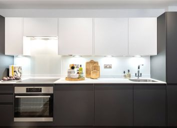 Thumbnail 1 bed flat for sale in 111 Chertsey Road, Woking, Surrey