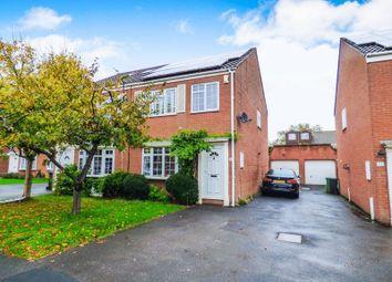Thumbnail 3 bedroom semi-detached house for sale in Hencliffe Way, Hanham, Bristol
