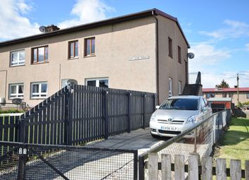 Thumbnail 3 bed flat for sale in Loch Leven Terrace, Kelty