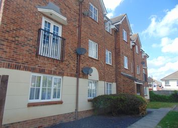 Thumbnail 2 bed flat to rent in Avro Close, Southampton