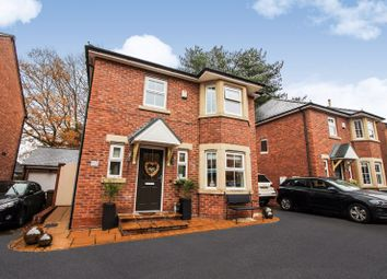 4 bed detached house for sale in Willow Drive, Cheddleton, Leek ST13