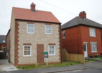 Thumbnail 2 bed flat to rent in West Street, Scawby, North Lincolnshire