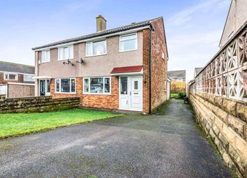 Thumbnail 3 bed semi-detached house for sale in Moor Top Road, Norton Tower, Halifax