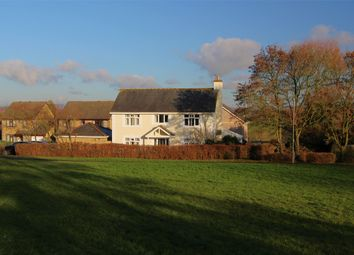 Thumbnail 4 bed detached house for sale in Burleigh Way, Wickwar, Wotton-Under-Edge, South Gloucestershire