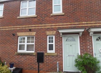 Thumbnail 3 bed town house to rent in Appleby, Lincoln
