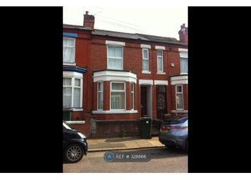 Thumbnail 4 bed terraced house to rent in Highland Road, Coventry