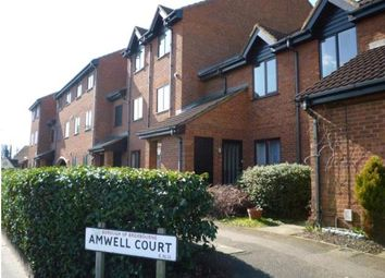 Thumbnail 1 bedroom flat to rent in Amwell Street, Hoddesdon