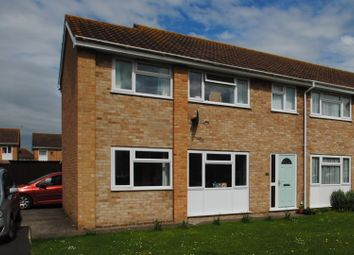 Thumbnail 4 bed end terrace house for sale in Wells Close, Burnham-On-Sea