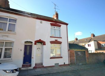 Thumbnail 3 bed terraced house to rent in Moore Street, Northampton