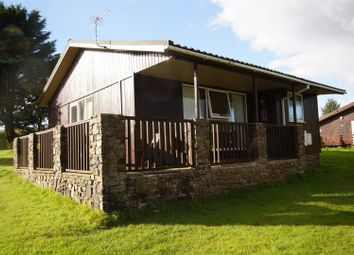 2 bed property for sale in Hartland Forest Golf And Leisure Parc, Woolsery, Bideford EX39