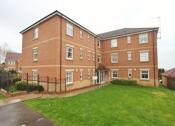 Thumbnail 2 bed flat for sale in Birchin Bank, Elsecar, Barnsley