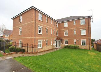 Thumbnail 2 bedroom flat for sale in Birchin Bank, Elsecar, Barnsley