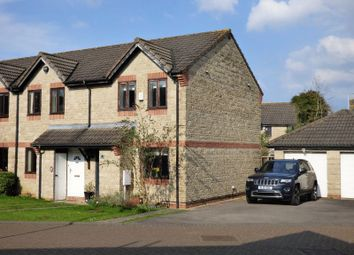Thumbnail 2 bed semi-detached house for sale in Baptist Close, Abbeymead, Gloucester