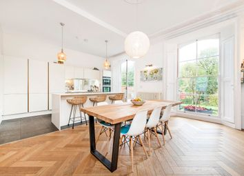 Thumbnail 3 bed maisonette to rent in Hill Court, Blackstock Road, London
