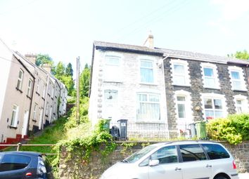 Thumbnail 2 bed end terrace house for sale in Osborne Road, Pontypool