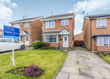 Thumbnail 3 bed detached house for sale in Rutherford Avenue, Clayton, Newcastle-Under-Lyme