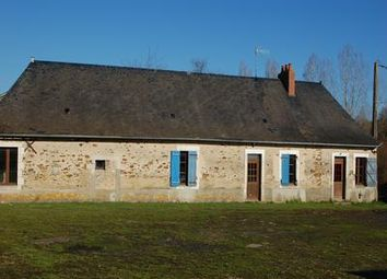 Thumbnail 3 bed equestrian property for sale in Argenton-Notre-Dame, Mayenne, France