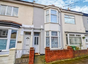 3 bed terraced house for sale in Prince Albert Road, Southsea, Hampshire PO4