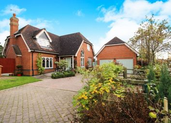 Thumbnail 4 bed detached house for sale in Apple Tree Close, Nailstone, Nuneaton