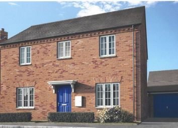 Thumbnail 4 bedroom detached house for sale in Langford, Moorland Glade, Hillmorton, Rugby