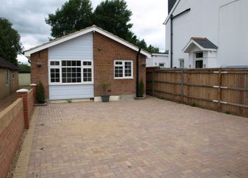 Thumbnail 4 bed bungalow to rent in College Road, Sandhurst
